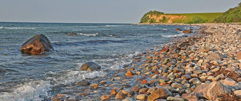Ostsee- Küstenlandschaft