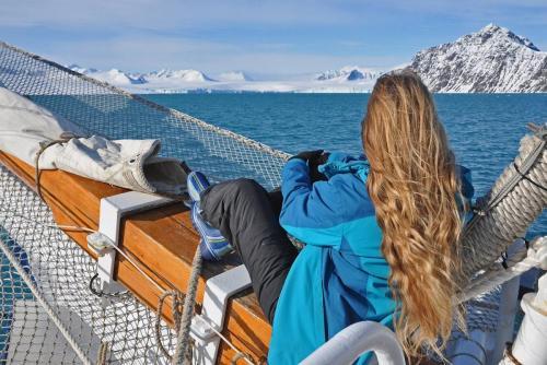 In Spitzbergen